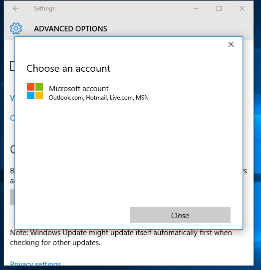 bash-windows-10-choose-account