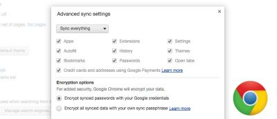 Access Saved Passwords and Other Information in Chrome from Anywhere