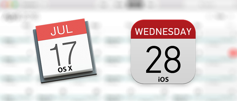 How to Set the Default Calendar in OS X and iOS