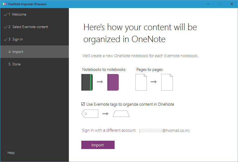evernote-to-onenote-select-import