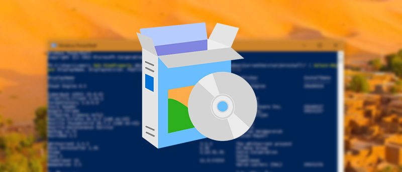 How to Get a List of All Software Installed on Windows