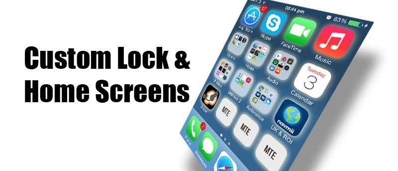 iOS Custom Wallpaper and Lock Screen Tips