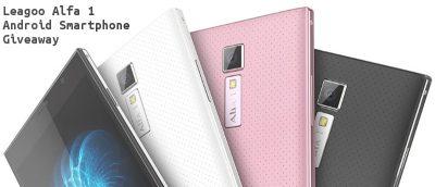 Leagoo Alfa 1 Android Smartphone Review