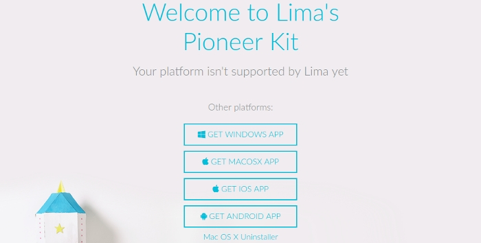 lima-personal-cloud-install
