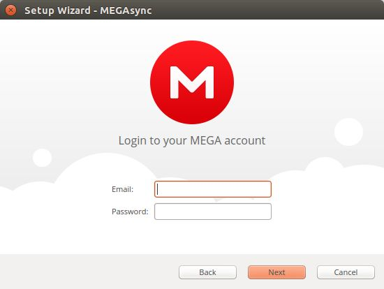 megasync-login