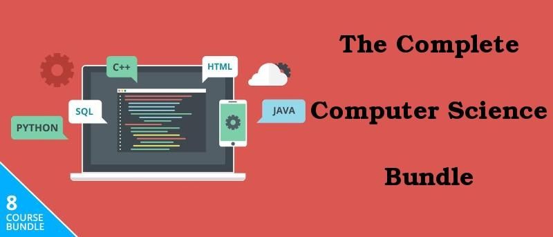 The Complete Computer Science Bundle [MTE Deals]