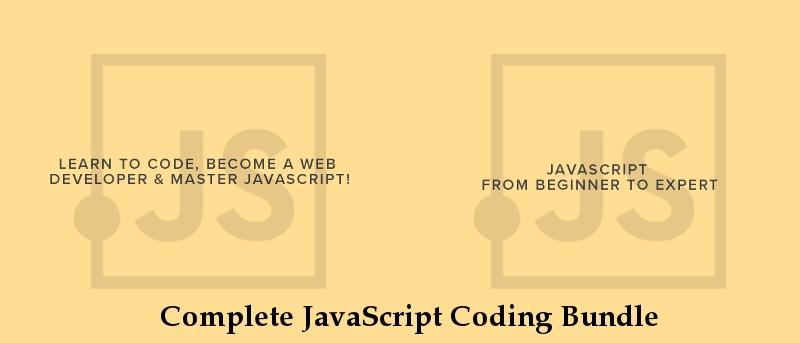 Complete Javascript Coding Bundle [MTE Deals]