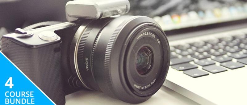 Adobe Digital Photography Training Bundle [MTE Deals]
