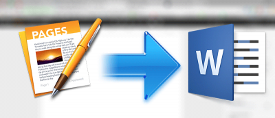 How to Convert Pages Files to Microsoft Word Format