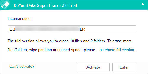 super-eraser-license-code