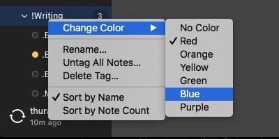 Alternote -mte- color tag