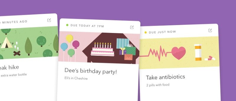 Doo - A Fun and Delightful Reminder and To Do App for Mac and iOS