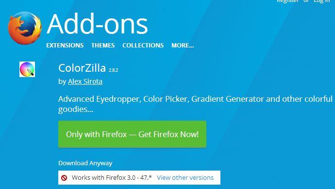 WebInter-ColorZilla-AddonPage