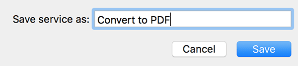Easily Convert a DOCX File to PDF on Your Mac