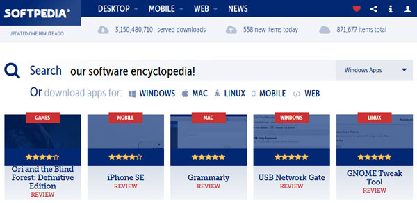 free-software-download-sites-softpedia