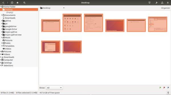 gthumb-select-pics