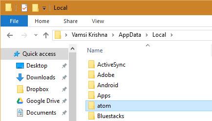 reset-win-programs-local-folder