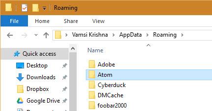 reset-win-programs-roaming-folder