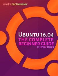 Ubuntu 16.04 ebook