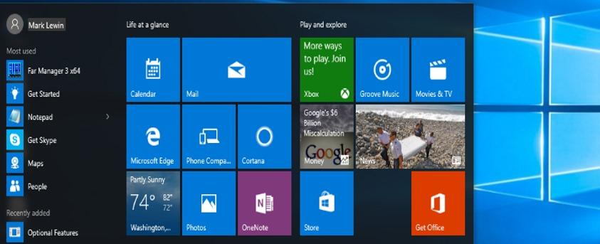 8 Tips for Using the Start Menu in Windows 10
