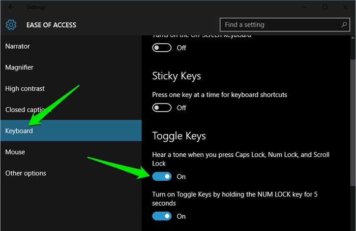 Alert-for-Caps-Lock-Toggle-Keys-On