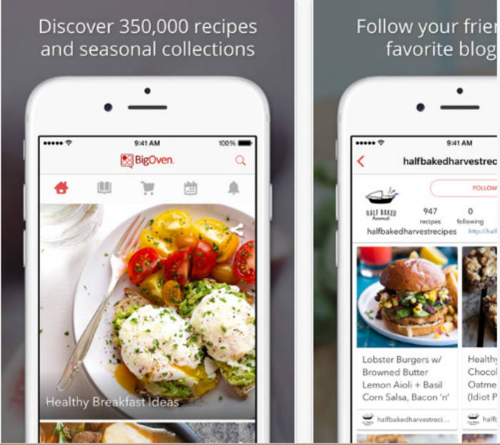 big-oven-recipes-and-groceries-app
