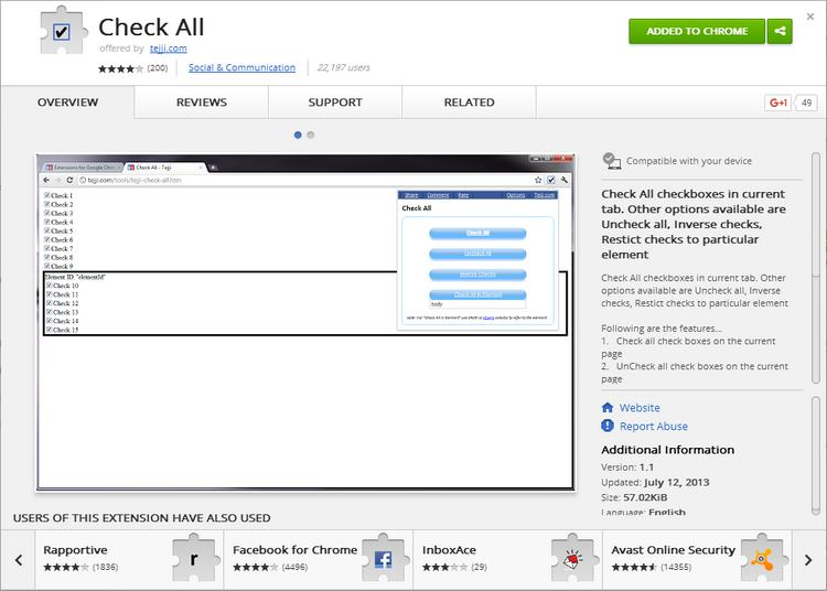 CHK-CheckAll-ExtensionDetails