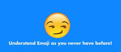 MTE Explains: How Emoji Work