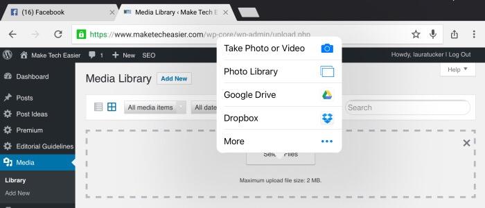 Image-WordPress-iPad-WordPress-Import