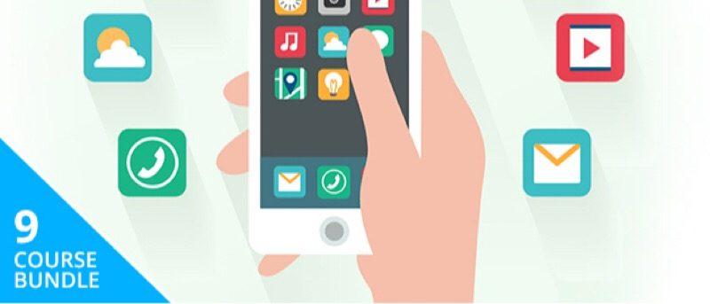 Become an App Developer with the Professional App Developer Bundle