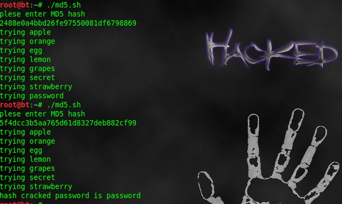 Use-Strong-Password-Dictionary-Attack