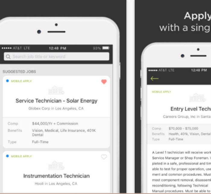 ziprecruiter-job-finding-app