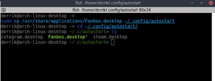 fanbox-autostart