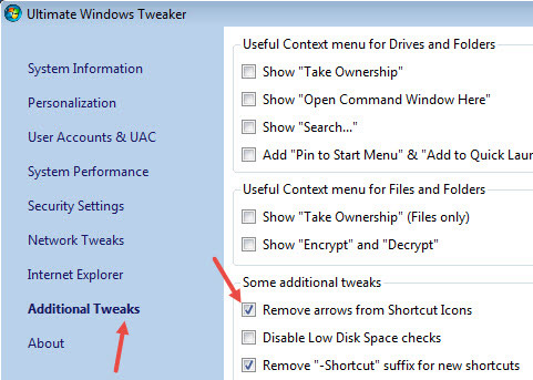 remove-arrow-icon-win-select-checkbox