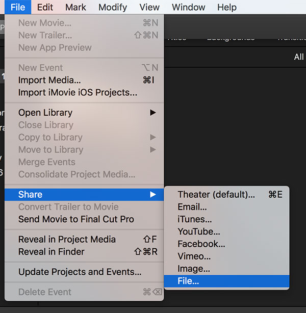 How to Remove Audio From a Video File Using iMovie on Your Mac