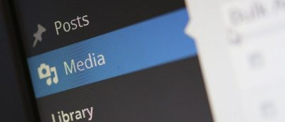 How to Upload Image Into WordPress on iPad and Retain the Size and Name