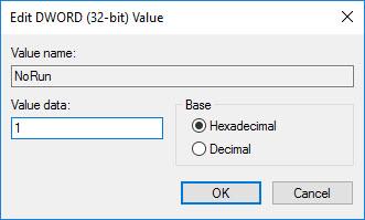 win-disable-run-dialog-enter-value-data