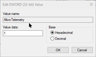 win10-telemetry-settings-enter-value-data
