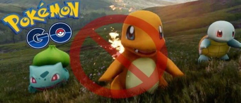 Block Pokemon GO and All Mentions of It From the Internet