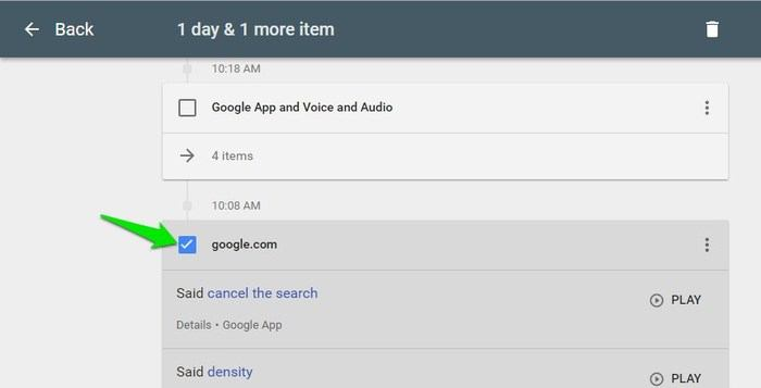 Delete-Google-Voice-Search-Checkbox