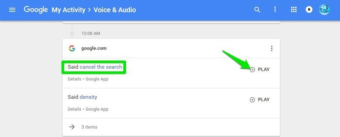 Delete-Google-Voice-Search-Voice-Data