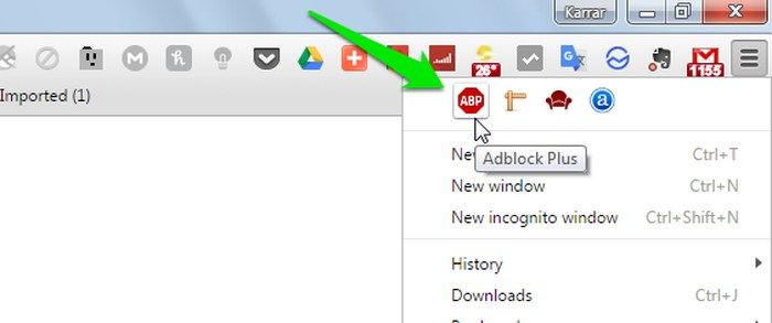 Organize-Chrome-Extension-buttons-Chrome-menu