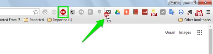 Organize-Chrome-Extension-buttons-Move button