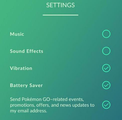 PokemonGo-Settings