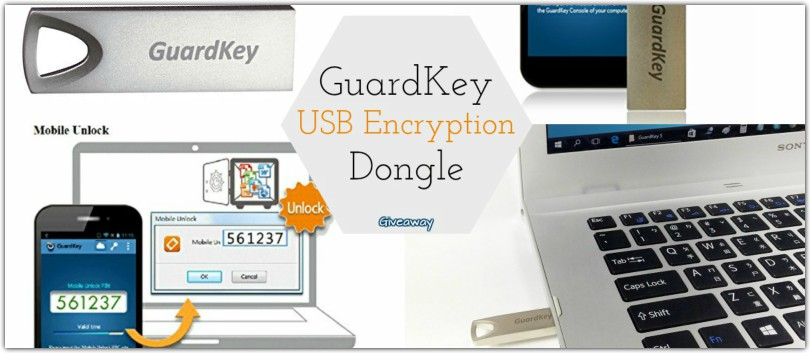 Create Encrypted Drives and Keep Them Secure Using GuardKey