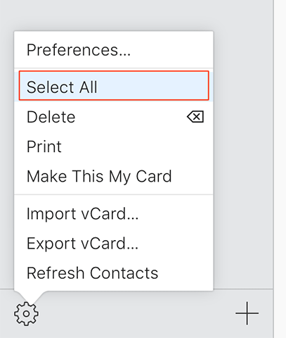 export icloud contacts to new iphone
