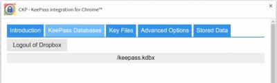 keepass-chrome-ckp-setup-success