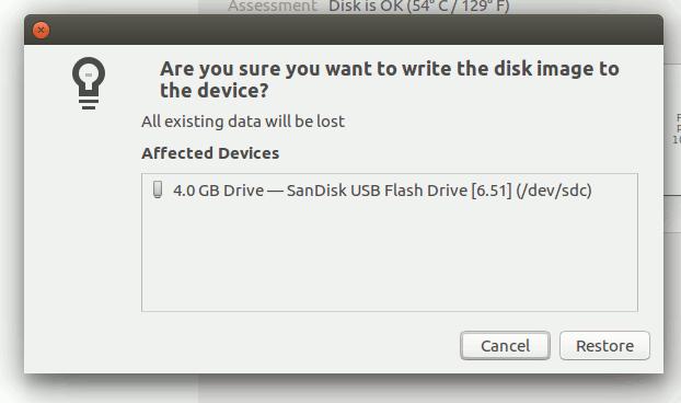 ubuntu-restore-disk-image-confirmation