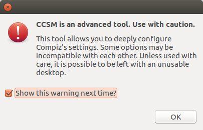 ubuntu-workspaces-ccsm-warning