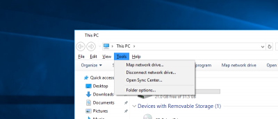 Make Windows 10 File Explorer Look Like Windows 7 File Explorer